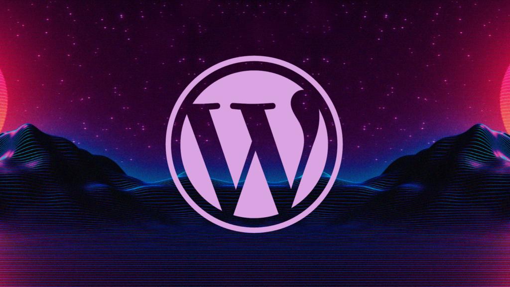 make your own wordpress
